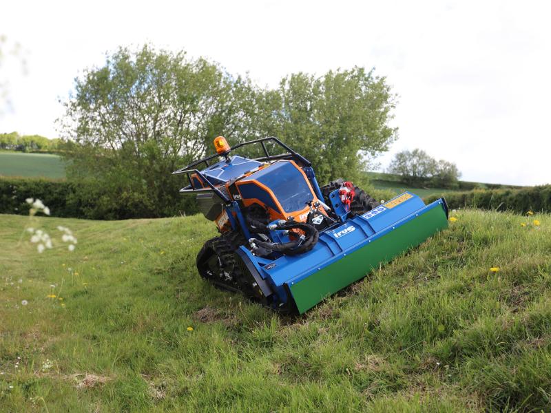 Loxston Groundcare Irus Mower